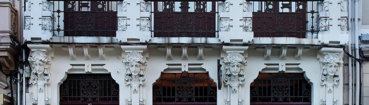 Art-Nouveau Coruña